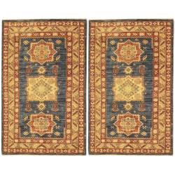 Shirvan Baf Couple Carpets 123x80 cm / 122x75 cm
