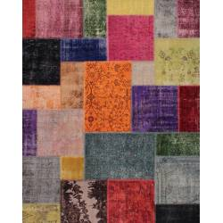 Patchwork Carpet 250x200 cm