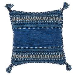 Alhambra Pillow 335 blue 45x45 cm