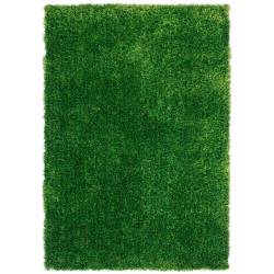 Carpet shaggy Diamond 700 green