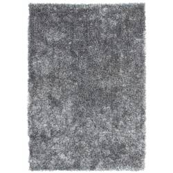 Carpet shaggy Diamond 700 grey / white