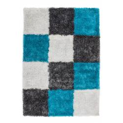 Carpet shaggy Diamond 752 turquoise