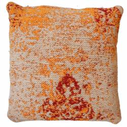 Nostalgia Pillow 285 orange 45x45 cm