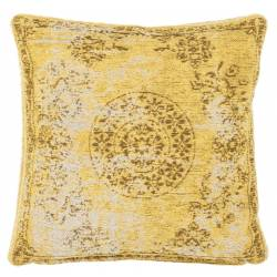 Nostalgia Pillow 385 gold 45x45 cm