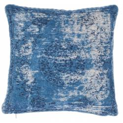 Nostalgia Pillow 385 blue 45x45 cm