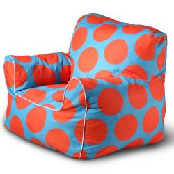 Bean bag polka dots