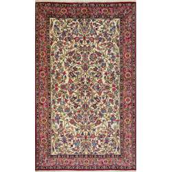 Kirman Zarand Carpet 253x147 cm