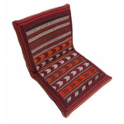 Kilim sitting cushion
